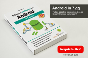 android in 7 giorni